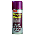 Sprejové lepidlo 3M Display Mount™ 400 ml