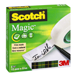 Lepicí páska 3M Scotch 810 MAGIC - 12 mm x 33 m
