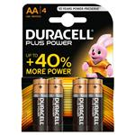 Baterie Duracell AA alkalické