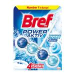 Bref Power Aktiv Ocean Breeze - tuhý WC blok 50 g